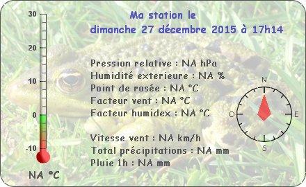 Météo Saint Jeures en Auvergne en temps réel